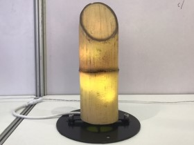 artificial led bamboo