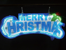 led christmas decorations lights