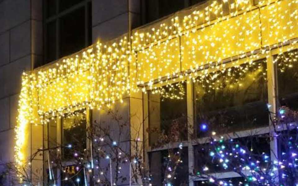 hotel led decoration lights